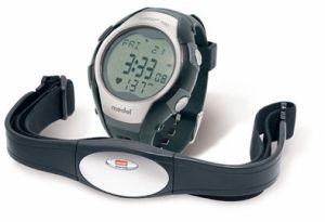 allenamento con cardiofrequenzimetro corsa